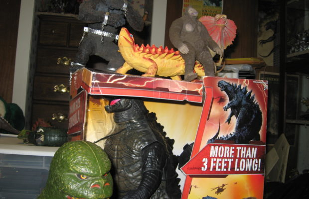 The Return of the Cretaceous War Zone